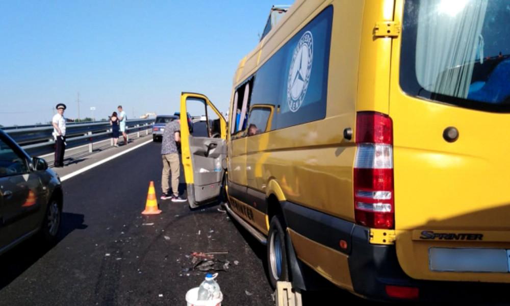 Neun Tote bei Kleinbus-Unfall auf der Krim – Fahrer vermutlich am Steuer eingeschlafen