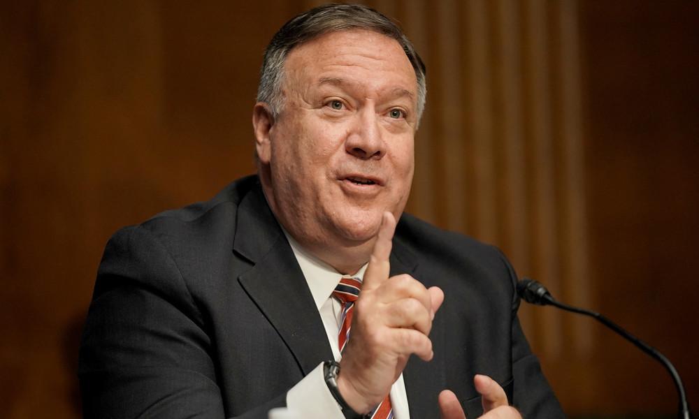 """US-Außenministerium fordert für 2021 doppelt so viel Geld für """"Kampf gegen russische Propaganda"""""""