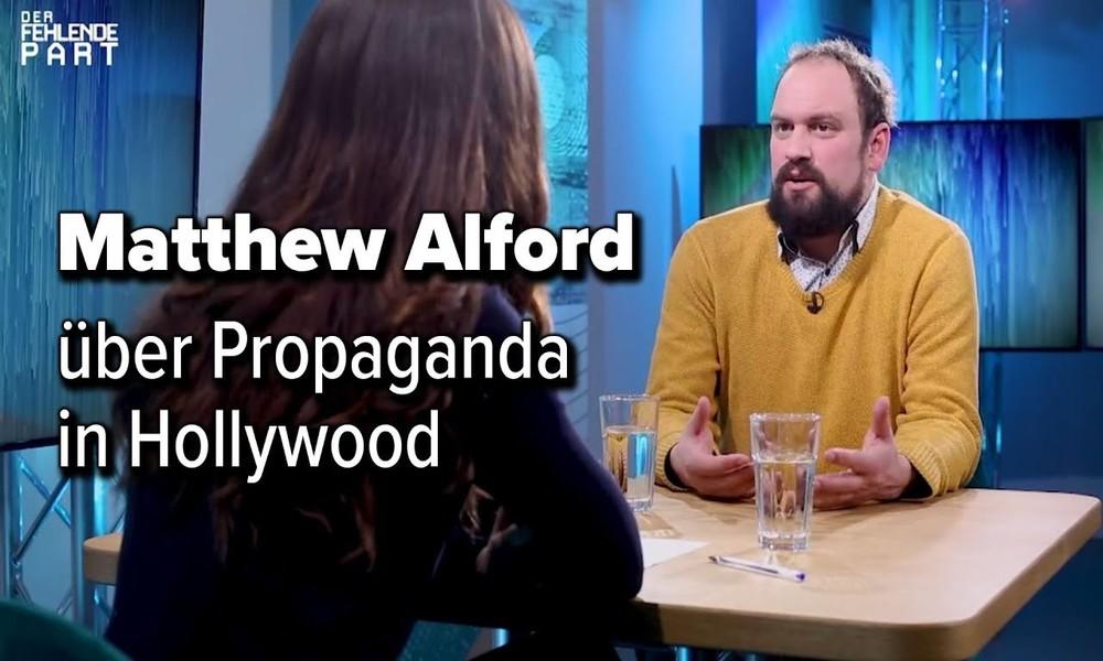 """""""Hollywood marschiert im Gleichschritt mit dem US-Militär"""" – Autor Matthew Alford im Gespräch"""