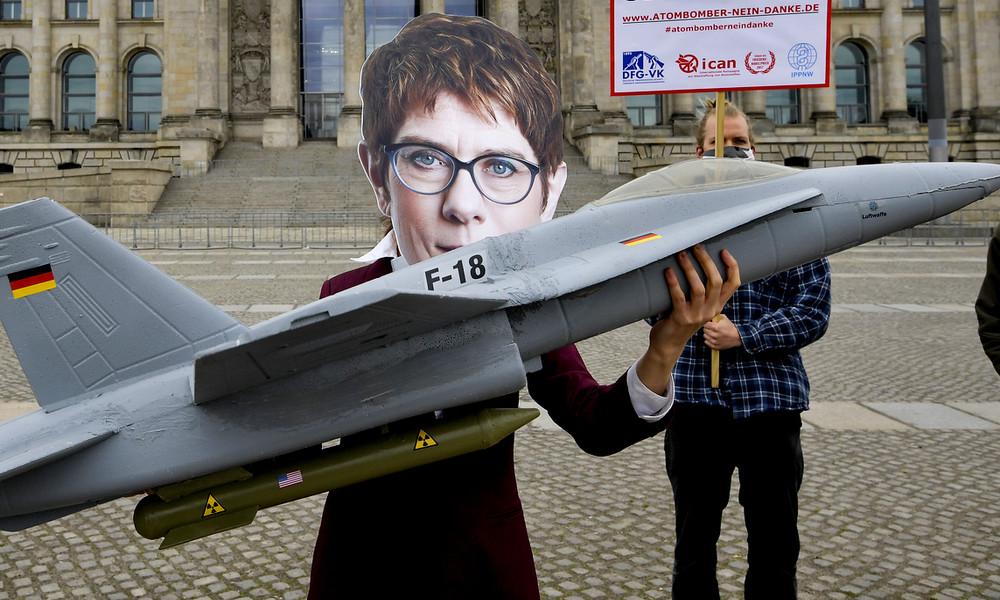 """""""Unsinnig und aberwitzig"""": SPD-Fraktionschef stellt Rüstungskooperation mit USA infrage – CDU empört"""