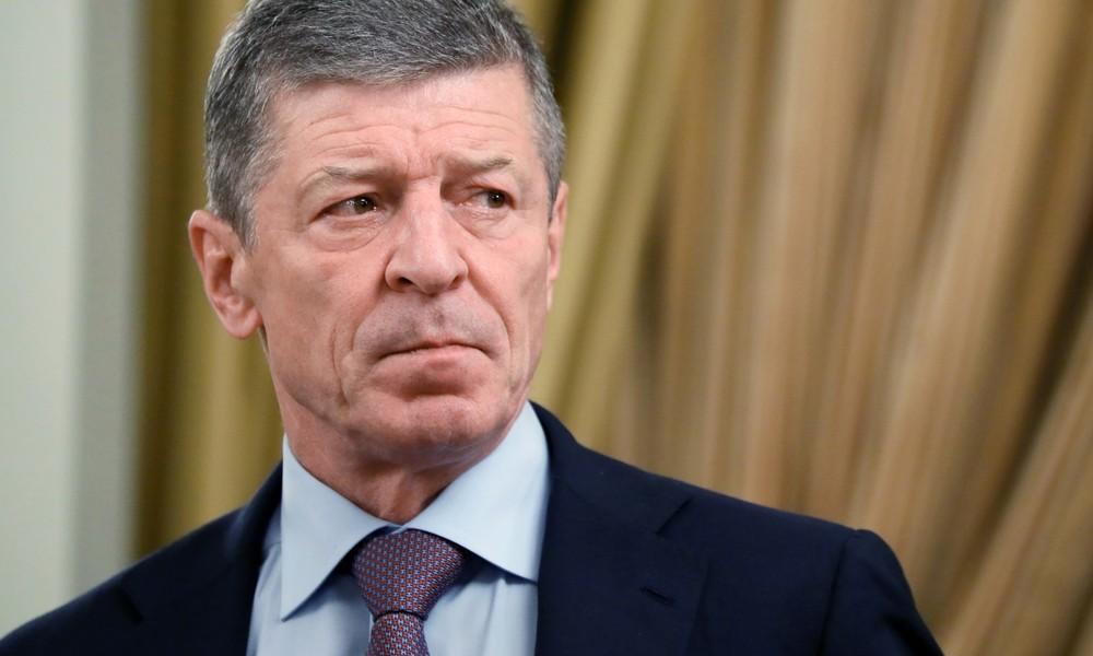 """""""Endloses Spektakel"""" – Russischer Donbass-Unterhändler kritisiert Verhandlungen im Normandie-Format"""