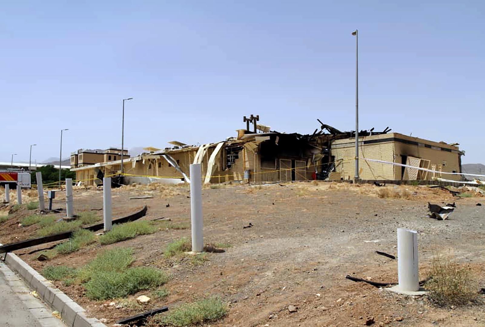 Angriff oder Unfall? Mysteriöse Explosionsserie erschüttert den Iran