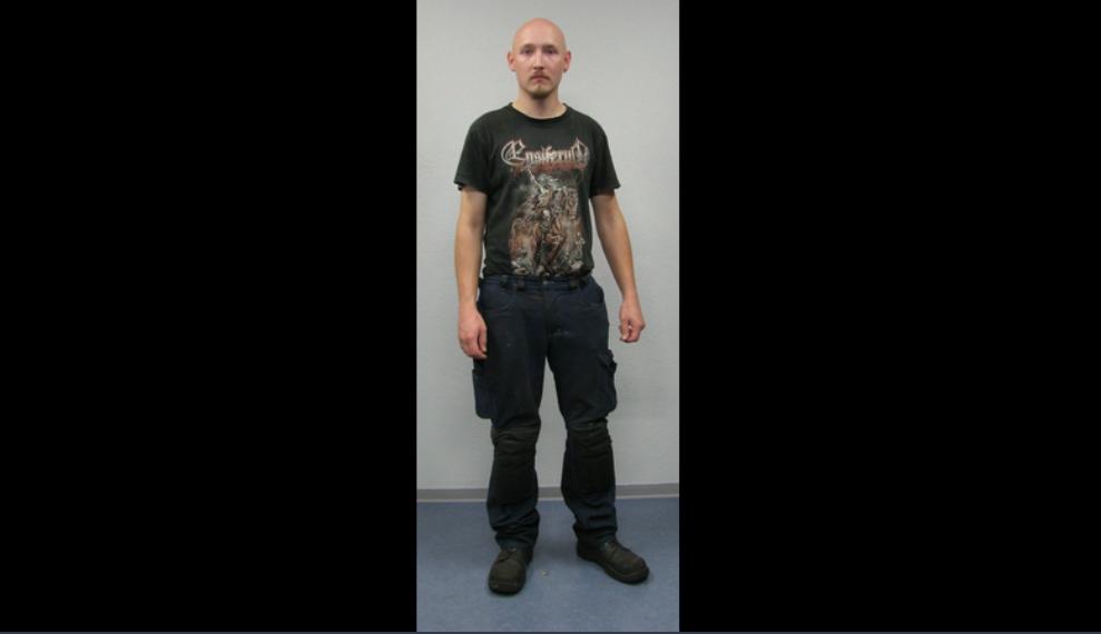 Suche nach Yves Rausch geht weiter: So hauste der Mann, der vier Beamte entwaffnete