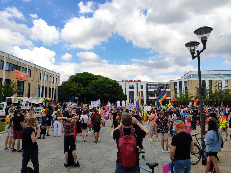 """Russische LGBT-Community veranstaltet erste """"Marzahn Pride"""" in Berlin: """"Haben Stereotype satt"""""""