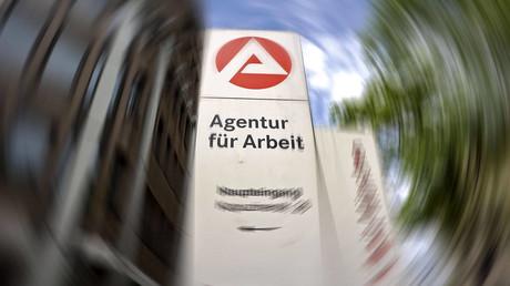 Filiale der Agentur für Arbeit in München