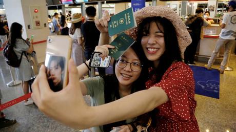 Trost in Zeiten der Corona-Krise: Taiwan bietet Fake-Flüge für Reisehungrige an