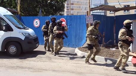 FSB hebt getarnte IS-Zelle in Russland aus – Anführer sprengt sich bei Festnahme in die Luft