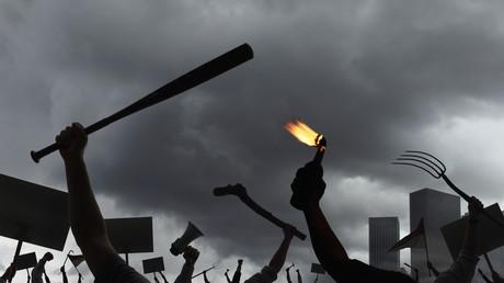 In vielen Ländern steigt die Unzufriedenheit mit den Regierenden – und die Konflikte werden wieder auf den Straßen ausgetragen. (Symbolbild).