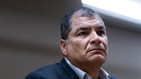 Ecuador: Berufungsgericht lässt Haftstrafe für Ex-Präsidenten Rafael Correa in Kraft