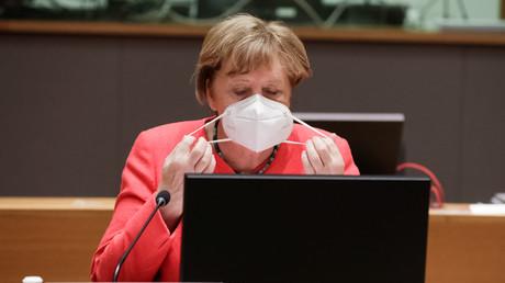 Erfolg? Merkel am Dienstag in Brüssel