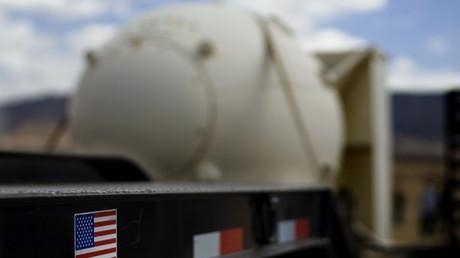 Archivbild: Die US-Atombombe