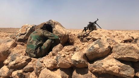Überläufer von Maghawir al-Thawra: US-Verbündete in Syrien rekrutieren Kämpfer von IS und al-Qaida