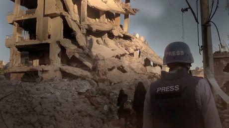 Journalisten aus Russland, Syrien und Indien gewinnen RT-Wettbewerb für Kriegsberichterstattung