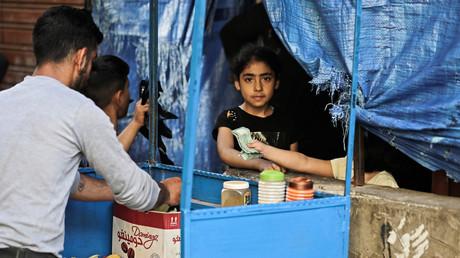 Im Libanon werden durch die Wirtschaftskrise des Landes noch in diesem Jahr Kinder vom Hunger bedroht sein.