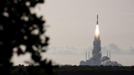 Perseverance auf dem Weg zum Mars – mit deutscher Technik an Bord