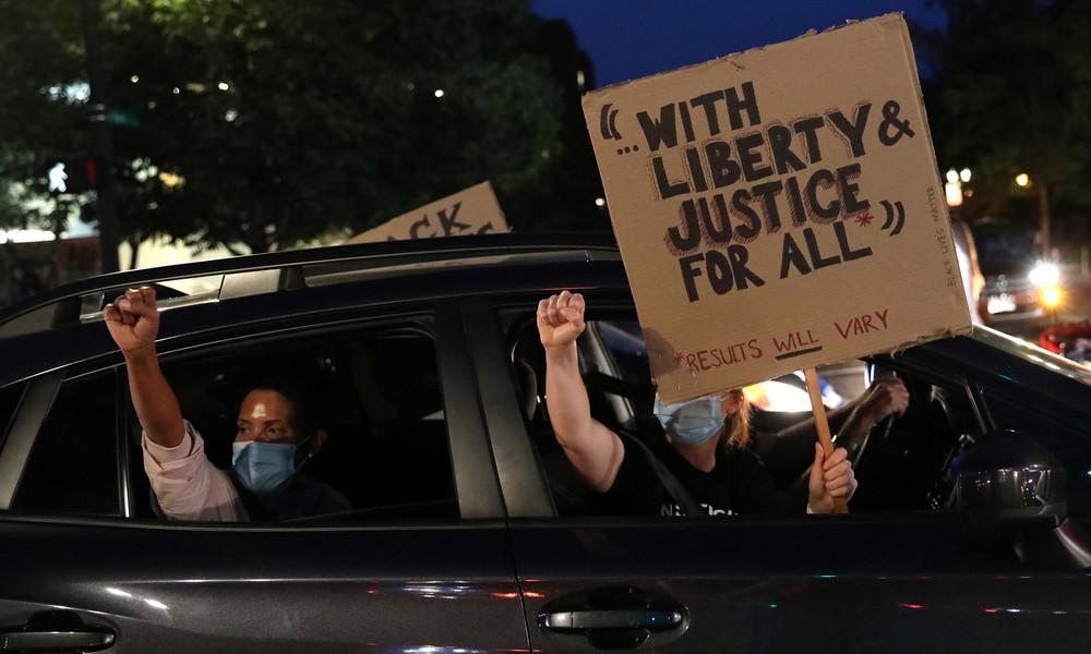 LIVE: Anhaltende Proteste gegen Polizeigewalt in Portland