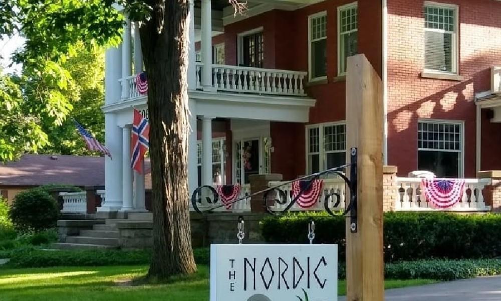 """Wegen ständiger Verwechslung mit """"Konföderiertenflagge"""": US-Gasthaus entfernt norwegische Flagge"""