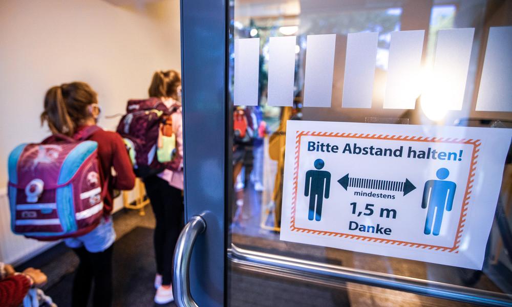 Mecklenburg-Vorpommern öffnet als erstes Bundesland wieder die Schulen