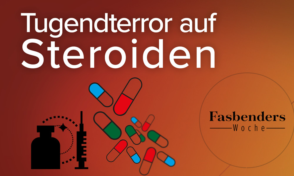 Fasbenders Woche: Tugendterror auf Steroiden