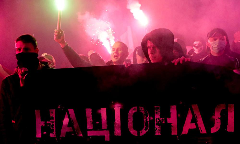 Rechtsextremismus im Visier: Europarat kann eine Beobachtungsmission in die Ukraine entsenden