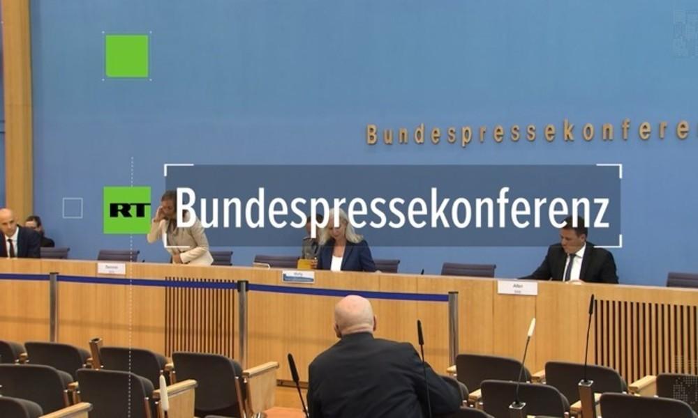 BPK: Was sagt Merkel zum US-Truppenabzug und zu den deutsch-amerikanischen Beziehungen?