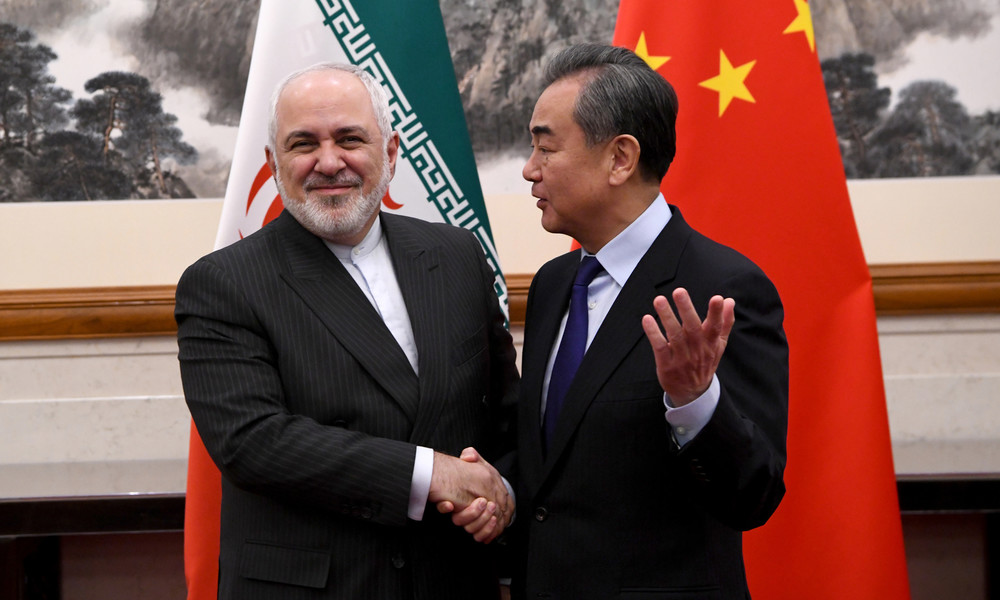 Von der Levante in den Persischen Golf: China mit Scheckbuch und Ambition