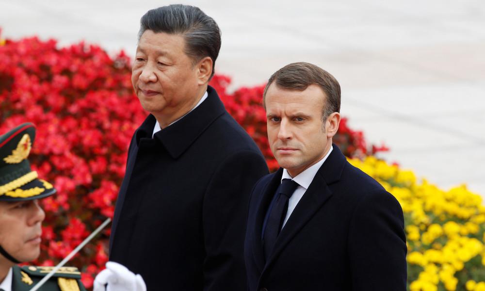 Frankreich setzt Auslieferungsvertrag mit Hongkong aus