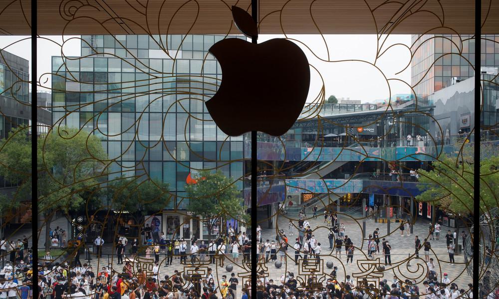 Chinesisches KI-Unternehmen verklagt Apple wegen Urheberrechtsverletzung