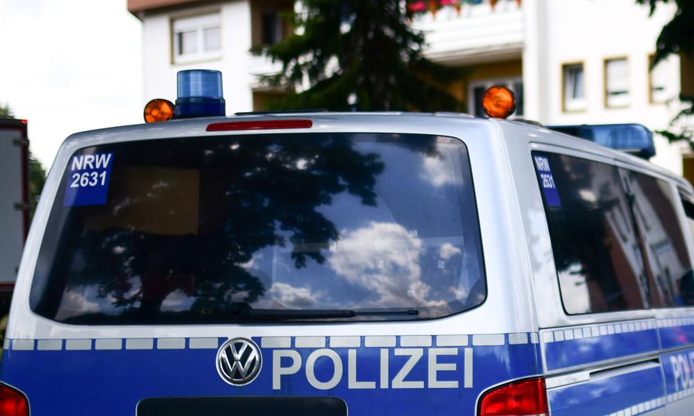 Banküberfall in Berlin-Wilmersdorf: Täter flüchtig