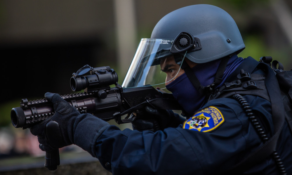Amnesty International wirft US-Polizei schwere Menschenrechtsverletzungen vor