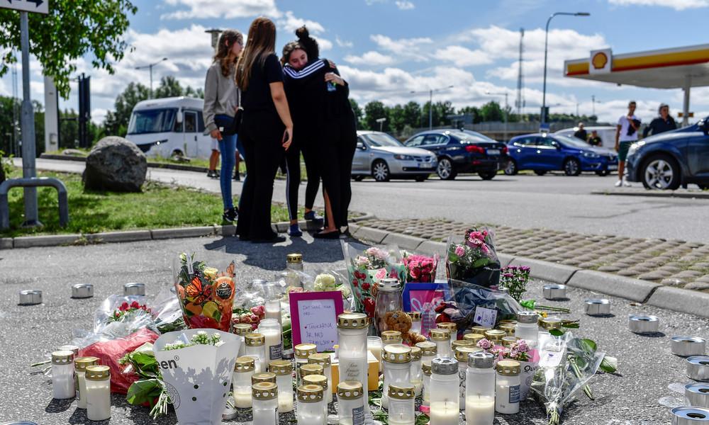 Bandengewalt in Schweden: Zwölfjährige stirbt nahe Stockholm durch verirrte Kugel