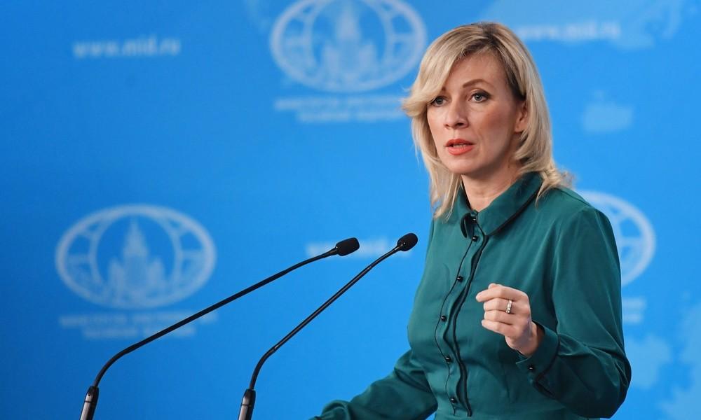 Russlands Außenministerium bezeichnet Verhaftung seiner 33 Bürger in Weißrussland als Spektakel