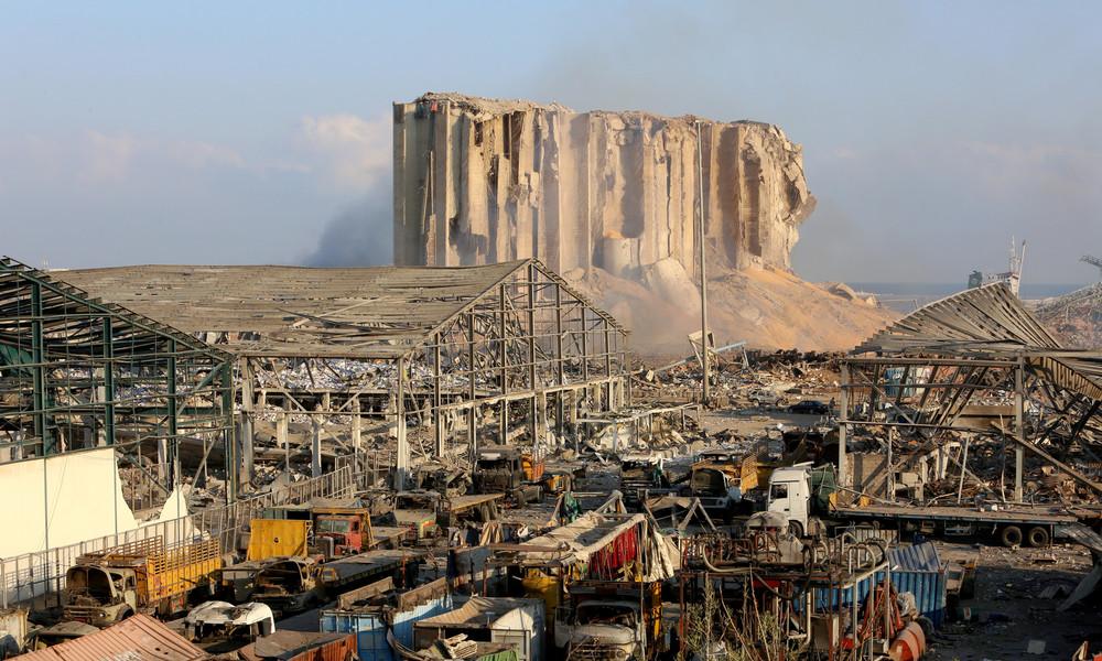 Libanons Ministerpräsident verspricht: Verantwortliche für Explosion werden zur Rechenschaft gezogen