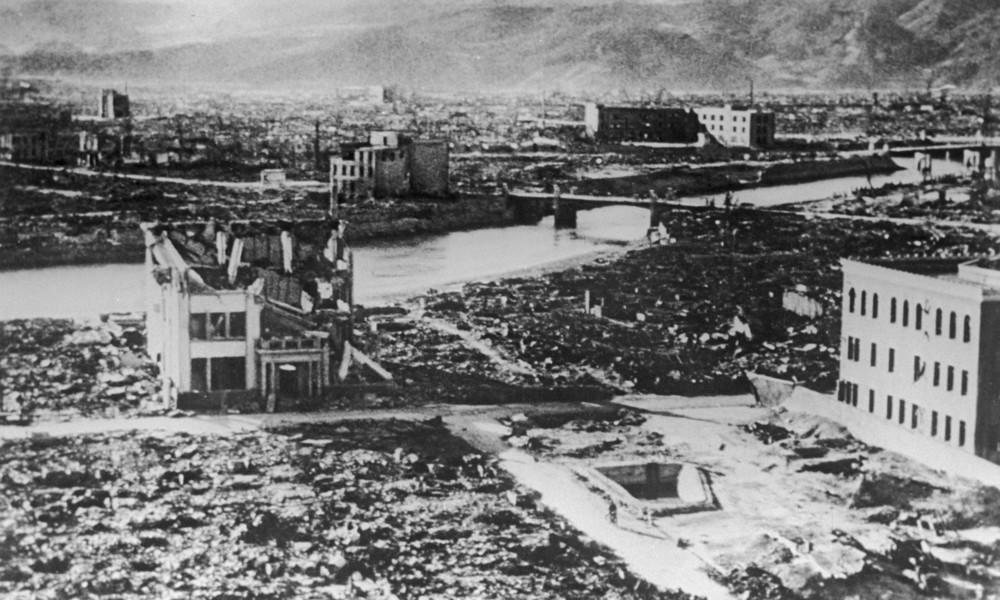 Hiroshima ist überall! – oder: Der niemals endende Kampf