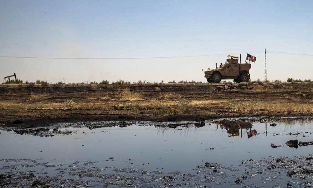 USA unterzeichnen Ölabkommen mit kurdischen Rebellengruppen in Nordsyrien