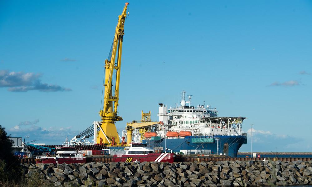 Deutsche Umwelthilfe geht gerichtlich gegen Nord Stream 2 vor