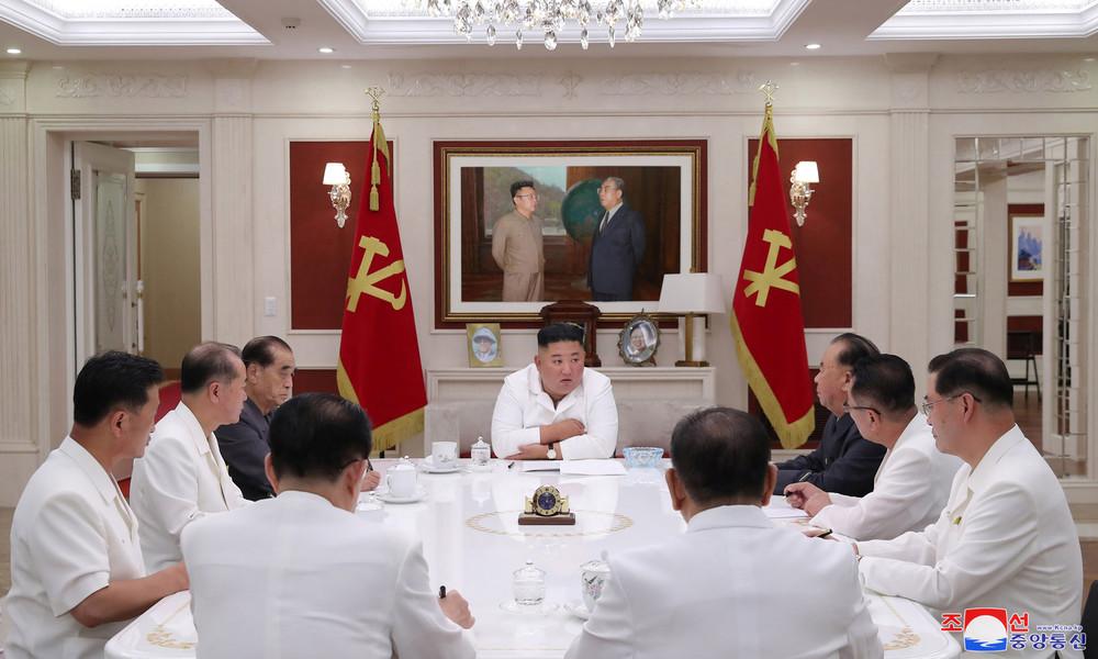 Nordkorea beschließt Soforthilfe für abgeriegelte Stadt Kaesong