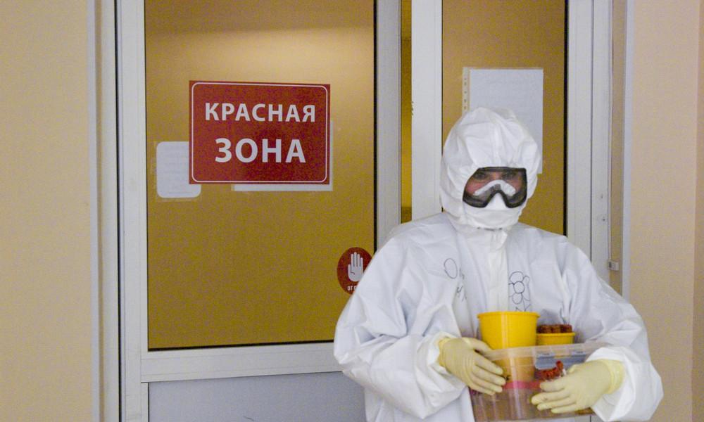 Russe mit positivem SARS-CoV-2-Test flieht zweimal aus Krankenhaus – Acht Monate Haft auf Bewährung