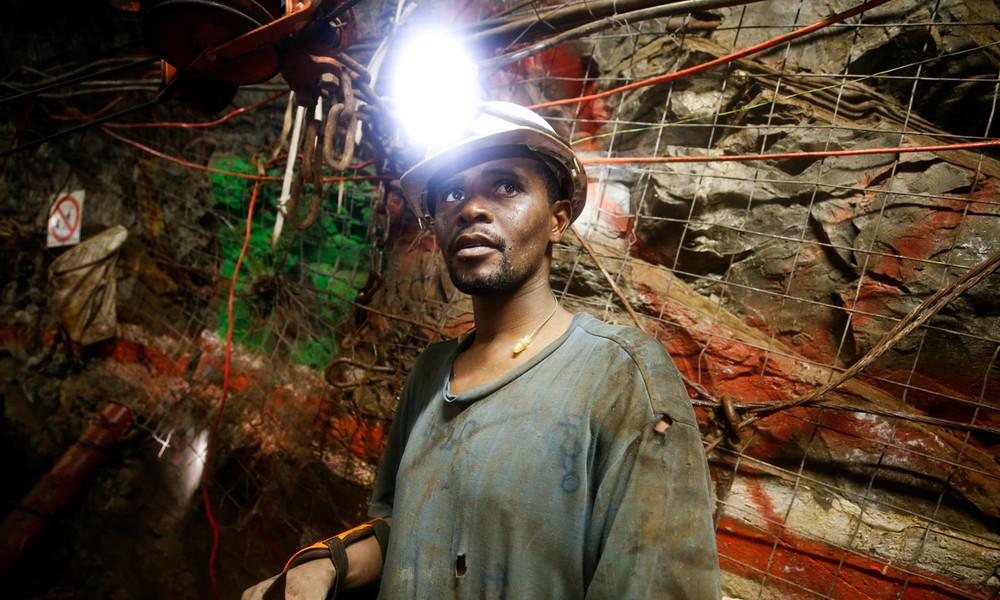 Rekordanstieg des Goldpreises verdreifacht Gewinne südafrikanischer Minen