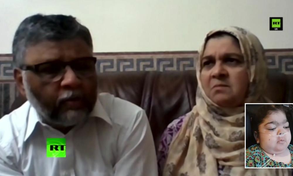 Klinikskandal in Großbritannien: Vater will Tochter retten und wird am Bett verhaftet