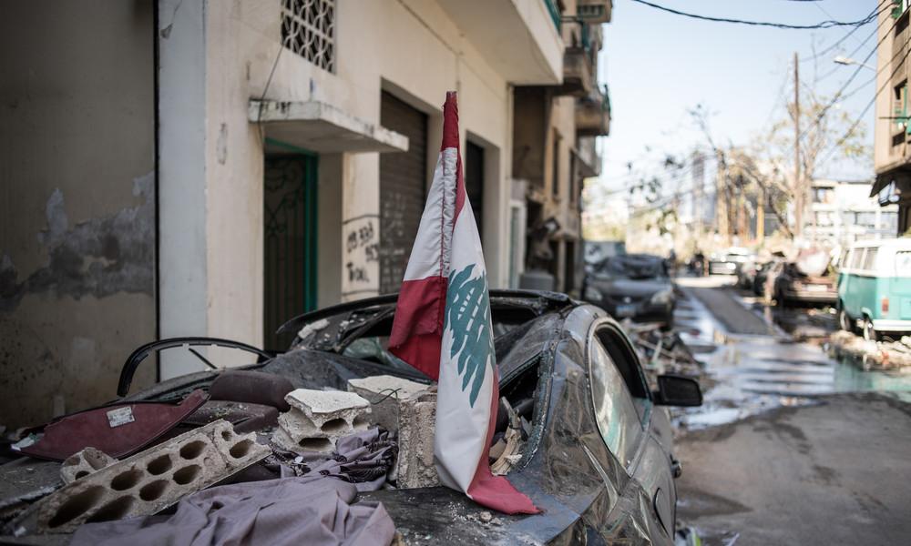 Der Libanon zerbricht – eine Collage zu den Hintergründen (Teil 1)