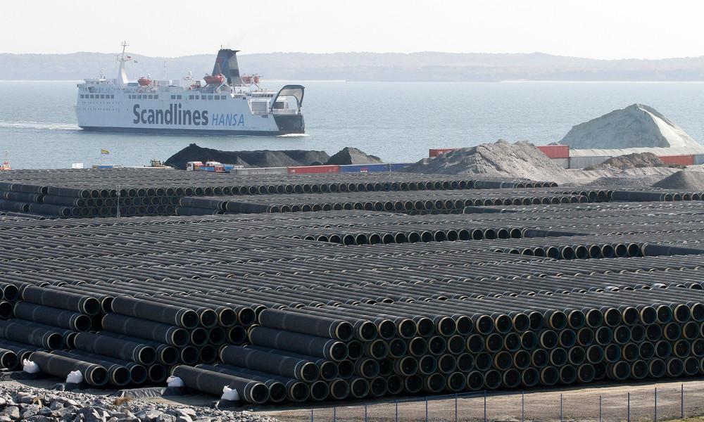 """US-Politiker drohen Rügener Hafen wegen Nord Stream 2 mit """"finanzieller Zerstörung"""""""