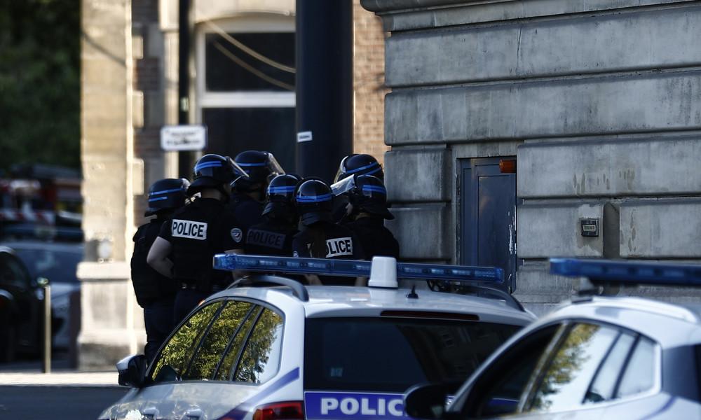 Frankreich: Geiselnehmer von Le Havre festgenommen