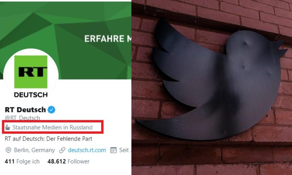 Twitter kennzeichnet staatsnahe Konten: RT und Sputnik markiert – BBC und Voice of America nicht