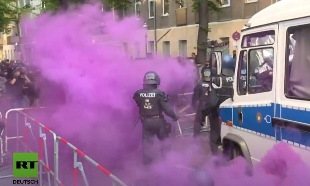 "Berlin-Neukölln: Linke Kiezkneipe ""Syndikat"" geräumt"