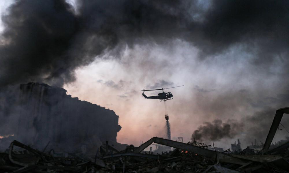 Präsident des Libanon: Ursache der Beirut-Explosion noch ungeklärt - Angriff nicht ausgeschlossen