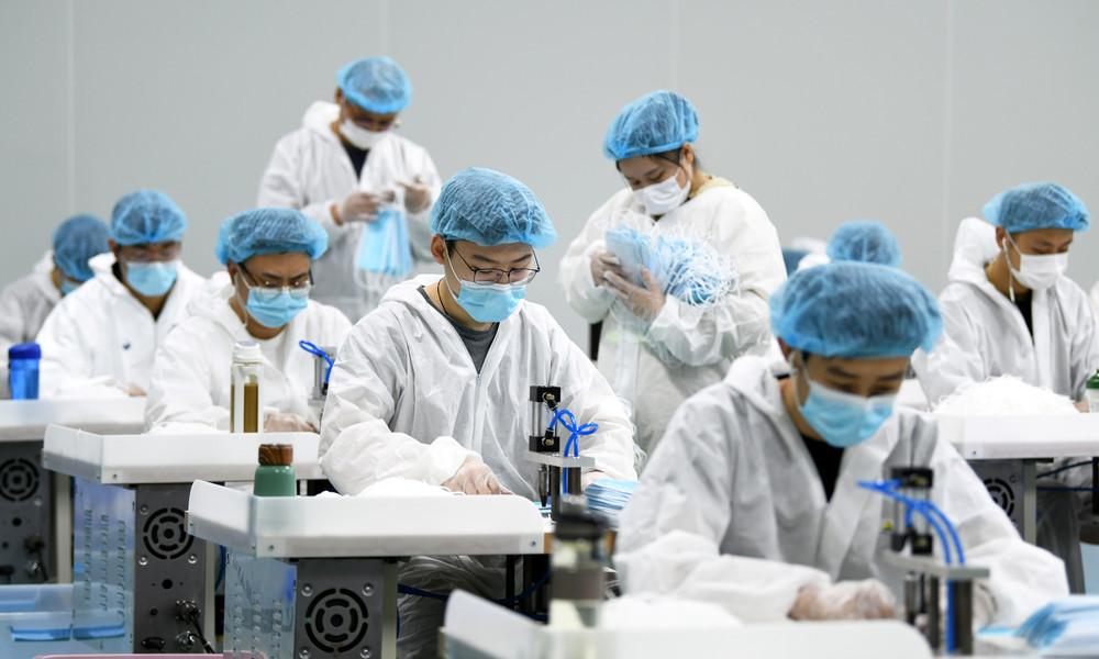 Chinas Exporte stiegen im Juli wegen Nachfrage nach medizinischen Masken und anderen Lockdown-Waren
