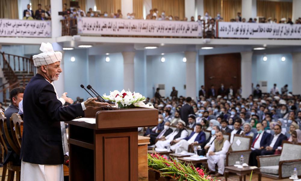 Ratsversammlung in Afghanistan empfiehlt Freilassung von Taliban