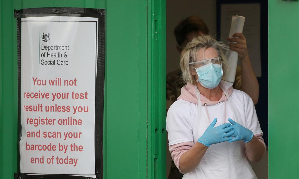 Pfusch und Korruption? Großbritannien ruft 741.000 Coronavirus-Tests zurück