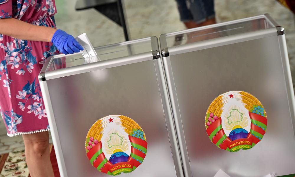LIVE-Updates: Präsidentschaftswahlen in Weißrussland